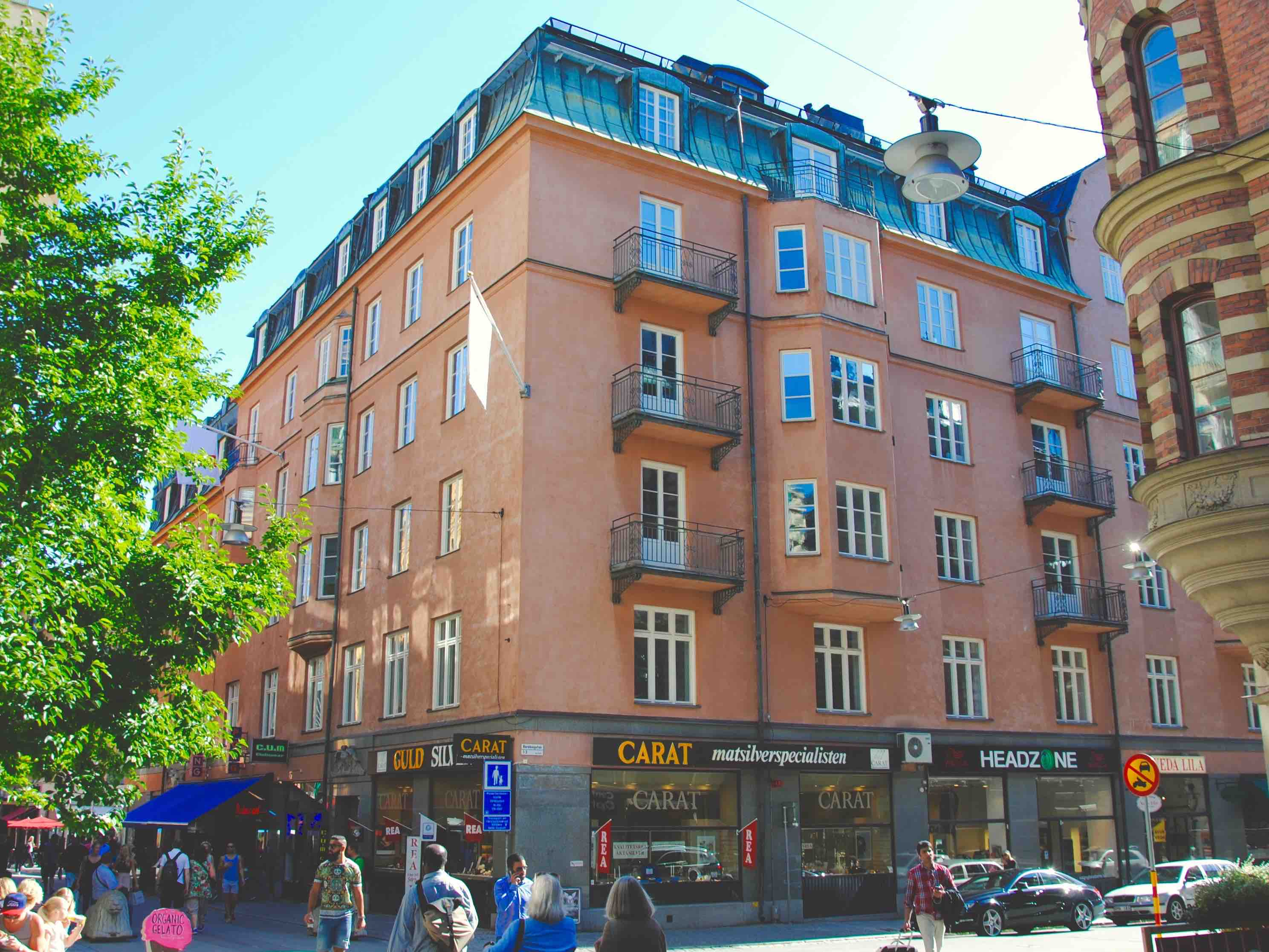 Drottninggatan_renovering